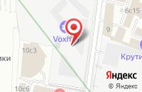 Схема проезда до компании Игмакапиталъ в Москве