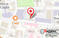 Схема проезда до компании Реалит в Москве