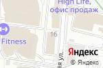 Схема проезда до компании ТАМ Интернэшнл Норт Си в Москве