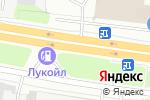 Схема проезда до компании Автосервис на Кантемировской в Москве