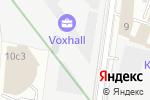 Схема проезда до компании EroTimes.ru в Москве