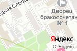 Схема проезда до компании Дизайн-студия Галины Волвенкиной в Москве