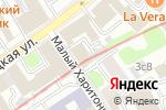 Схема проезда до компании Басманная межрайонная прокуратура в Москве