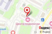 Схема проезда до компании Ювис Дизайн в Москве