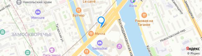 Нижняя Краснохолмская улица