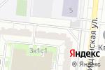 Схема проезда до компании Лисичка в Москве