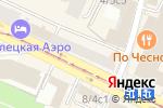 Схема проезда до компании Соки-Воды в Москве