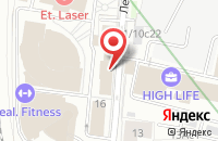 Схема проезда до компании Самвел.Ру в Москве