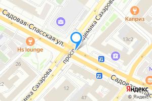 Снять комнату в трехкомнатной квартире в Москве м. Красные ворота, Садовая-Спасская улица метро Красные ворота и