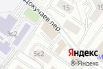 Схема проезда до компании Lewadnaja details в Москве