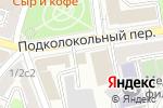 Схема проезда до компании СМУ-161 в Москве