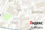 Схема проезда до компании Русский язык в школе и дома в Москве