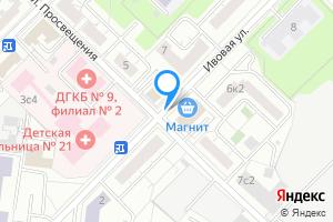 Сдается двухкомнатная квартира в Москве м. Свиблово, Ивовая улица