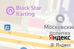 Схема проезда до компании Медицина 247 в Москве