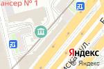 Схема проезда до компании HADLEY в Москве
