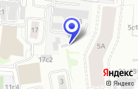 Схема проезда до компании ОБУВНОЙ МАГАЗИН КИНГ САЙЗ в Москве