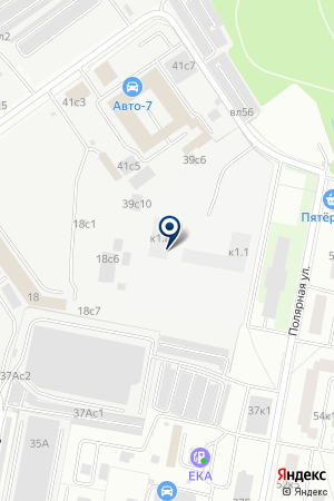 ТФ БИЗАНЬ-М на карте Москвы