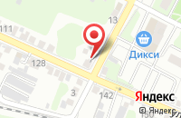 Схема проезда до компании АРТЕЗ-ТУР в Астрахани