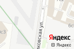 Схема проезда до компании ТехноГид в Москве