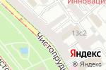 Схема проезда до компании ТК 122 ЭМЗ в Москве