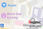 Схема проезда до компании АВТО777 в Москве