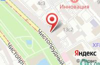 Схема проезда до компании Уникум Трэвел в Москве