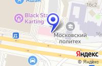 Схема проезда до компании МЕБЕЛЬНЫЙ САЛОН VERTO в Москве