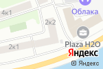 Схема проезда до компании Бизнес диалог в Москве