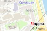 Схема проезда до компании Chris Ber`y в Москве