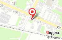 Схема проезда до компании ФЛОРИДИУМ РУ в Гурьевске