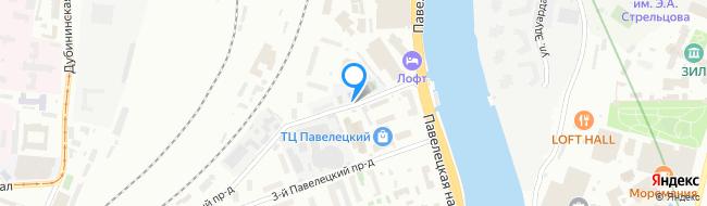 проезд Павелецкий 2-й
