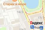 Схема проезда до компании Морской аквариум на Чистых прудах в Москве