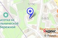 Схема проезда до компании АКБ ОБЩИЙ БАНК в Москве