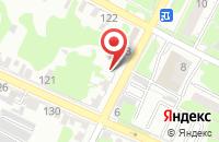 Схема проезда до компании Telepay в Старопышминске