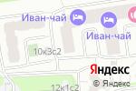 Схема проезда до компании Клиника Здоровья в Москве