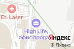 Схема проезда до компании Итальянская лавка в Москве