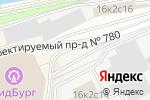 Схема проезда до компании Телеком-Монтаж в Москве