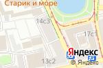 Схема проезда до компании Автоюристы в Москве