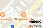 Схема проезда до компании Эстетика красоты в Москве