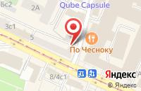 Схема проезда до компании Компания «Равиком Филмз» в Москве