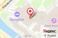 Схема проезда до компании Престиж С в Москве