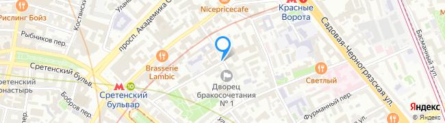 Малый Харитоньевский переулок