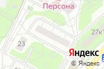 Схема проезда до компании Сила Мысли в Москве