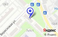 Схема проезда до компании АПТЕКА ПРОКИМ в Москве