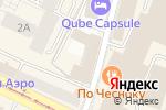 Схема проезда до компании СОЛНЦЕТУР в Москве