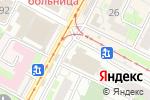 Схема проезда до компании Заря в Туле