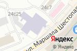 Схема проезда до компании Адвокатский кабинет Бородина Н.В в Москве