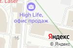 Схема проезда до компании РИСКФИН в Москве
