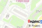 Схема проезда до компании Совет ветеранов войны и труда района Северное Медведково в Москве