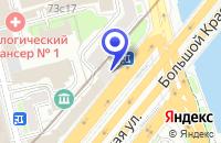Схема проезда до компании ЭЛВАЙС в Москве